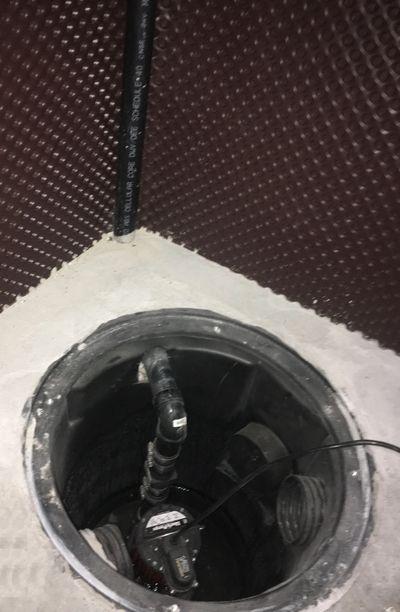 Sump Pump Installation Services